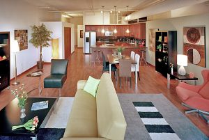 Interiors Weiner Lofts